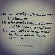 Beautiful words by St Francis of Assisi Great Quotes, Quotes To Live By, Me Quotes, Inspirational Quotes, Famous Quotes, Simple Quotes, Wisdom Quotes, Francis Of Assisi, St Francis