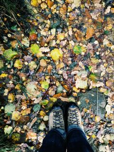 Camping Checklist, Fall Color, Hiking Boots