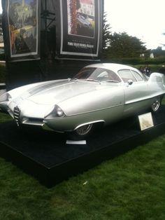 Concept car from Pebble Beach