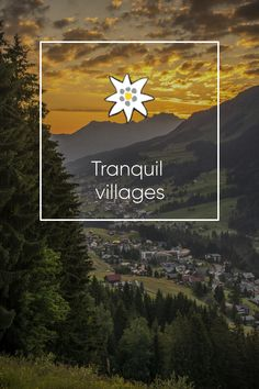 Find out interesting facts about the four villages Riezlern, Hirschegg, Mittelberg & Baad - there are wonderful hiking trails plus you are within the ski resort Alpine Village, Hiking Trails, Fun Facts, Mountains, Funny Facts, Bergen