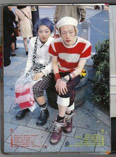 Japanese Street Fashion Photo by Shoichi Aoki