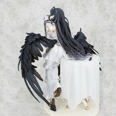 Neko Magic: Anime & Figure News - [exclusive] Overlord – Albedo 1/7 PVC figure by F:NEX