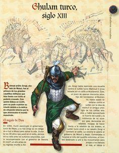 Turkish Ghulam, XIII c.