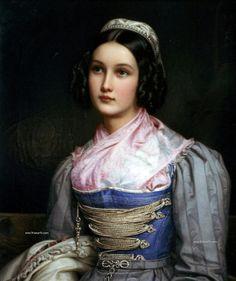 Maestros del retrato: Joseph Karl Stieler - TrianartsTrianarts