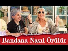 Tığ İşi Bandana Nasıl Örülür | Derya Baykal - YouTube