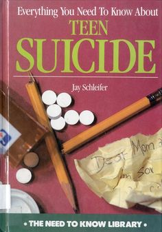 Suicide DIY?   Awful Library Books