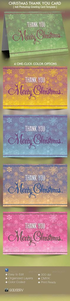 Happy Christmas Greeting Card Template Greeting card template - greeting card template