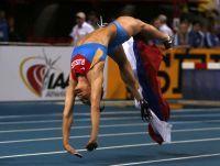 Yelena Isinbayeva gets pole vault gold at words