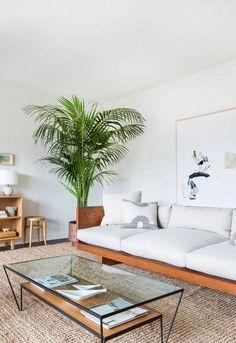 Homepolish Designer Mel Burstin's own home.