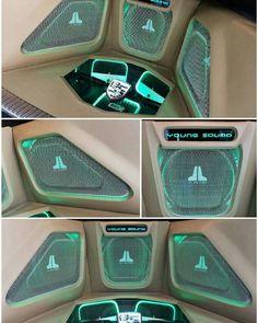 Subwoofer Box Design, Speaker Box Design, Jl Audio, Audio Sound, Custom Car Audio, Custom Cars, Home Theater Subwoofer, Car Audio Installation, Custom Car Interior