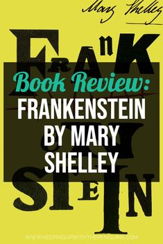 Have you ever been so bored of the men at a party that you create an entirely new genre of literature? Did you then follow that up by writing one of the most enduring monster stories of all time? That's the potted version of Mary Shelley's life, but that's what happened, and we should all be worshipping at her feet... #BookReview #Frankenstein #Halloween #Spooky #Reading #BestBooks #Goodreads Dr Frankenstein, Mary Shelley Frankenstein, The Modern Prometheus, Literary Fiction, Cult Movies, Classic Books, American Horror Story, Halloween Cupcakes, Halloween Party
