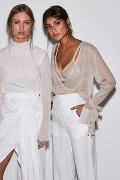 all white style #fashion
