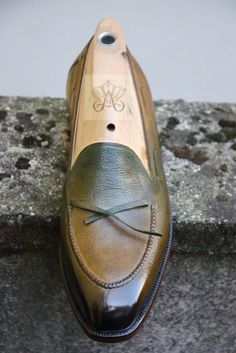 There is only ONE - Dandy Shoe Care - and his work is amazing. The loafer is…