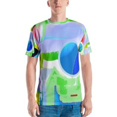 Get to know your new favorite tee - it's super smooth, super comfortable, and made from a cotton touch polyester jersey that won't fade after washing. Stretch Fabric, Fitness Models, Cotton, T Shirt, Fashion, Supreme T Shirt, Moda, Tee Shirt, Fashion Styles