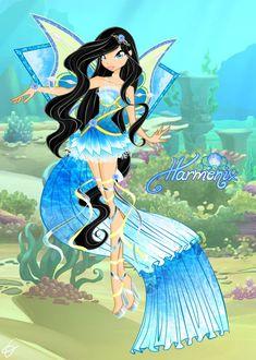 Cristalina Harmonix by Cristalinawinx.deviantart.com on @DeviantArt