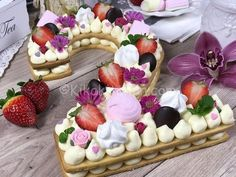 Cream tart cake - Il tormentone del momento | Kikakitchen Cake Recipes, Snack Recipes, Dessert Recipes, Snacks, Cake Cookies, Cupcake Cakes, Cupcakes, Fresh Cake, Angel Cake