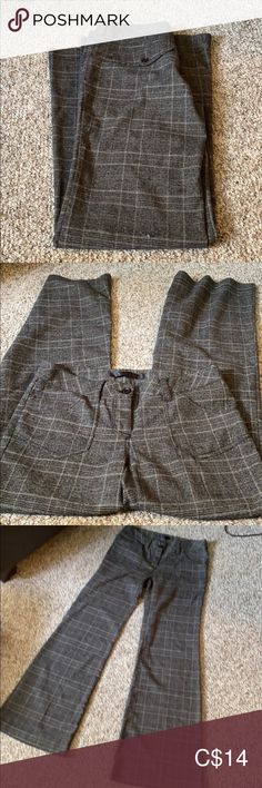 Makers of True Originals Pants Wide Leg Plaid Dress, Dress Pants, Originals, Wide Leg, Gray Color, Pants For Women, Legs, Grey, Closet