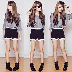 tgosingtian #Fashion #inspiration #Black