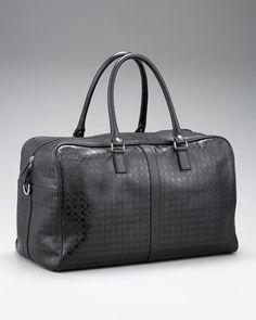 64629db7d61a Salvatore Ferragamo Gamma Duffel Bag - Neiman Marcus Duffel Bag