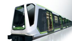 The new NYC subway cars