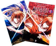 A versão do autor de Rurouni Kenshin reconta história de Kenshin Himura sob uma nova perspectiva. Reconheça Kaoru, Yahiko, Sanosuke e tantos outros, junto com o andarilho mais famoso do mundo dos mangás! E claro que os vilões também estão aqui repaginados.