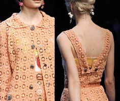 Dolce and Gabbana's collection