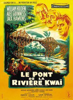 A bridge over the river kawai