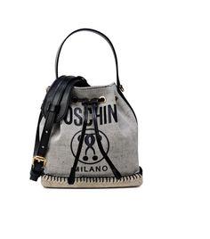 Moschino Borse primavera estate 2016: i nuovi Modelli Cult Moschino borse primavera estate 2016 sacca