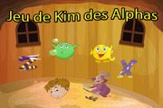 Jeu de Kim des alphas