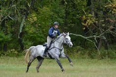 Equestrianism.