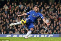 Frank Lampard developed into one of the Premier League's best central midfielders at Chelsea