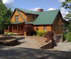 Cabin vacation rental in Ellijay, GA, USA from VRBO.com! #vacation #rental #travel #vrbo