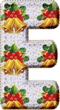 SGBlogosfera. Jose Maria Argüeso: Christmas Alphabets Christmas Wishes, Christmas Time, Xmas, Paisley Art, Christmas Alphabet, Minnie Png, Baby Clip Art, Letter E, Alphabet And Numbers