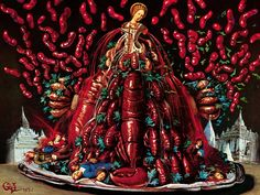 Salvador Dalí's Surrealist Cookbook is Here for Your Acid-Fueled ...