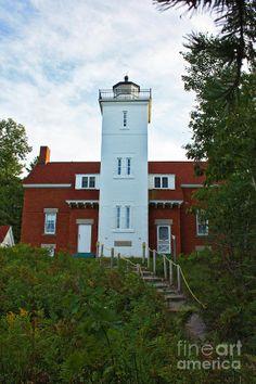 ✯ 40 Mile Point Lighthouse - Rogers City, MI