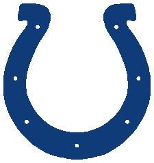 Indianapolis Colts Crochet Graphghan Pattern (Chart/Graph AND Row-by-Row Written Instructions) - 02