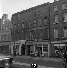Camden Street 1960 Camden Street, Dublin, Old Photos, Ireland, Multi Story Building, Street View, London, Times, History