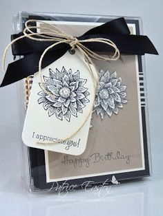 Gift Card Package, Spring Blossom Musings