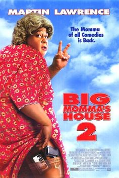 big mommas house 2Poster | Big Momma's House 2 poster