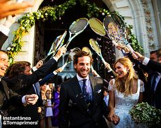 © Instantánea y Tomaprimera. Fotografía de boda -  Boda -  Alba Carrillo - Feliciano López -Wedding - Fotografía – Photography - Pareja – Couple -  Amor – Love - Felicidad – Happiness - Iglesia - Church