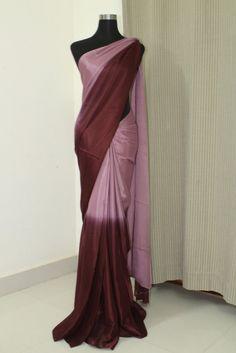 Crepe saree with blouse diapatched in 4 to 7 days Crepe Saree, Chiffon Saree, Trendy Sarees, Fancy Sarees, Kalamkari Saree, Silk Sarees, Saris, Indian Dresses, Indian Outfits