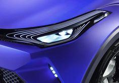 Toyota C-HR Concept  #ClayCooleyToyota http://www.claycooleytoyota.com/