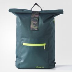 0e1028b856d Gear up with adidas neo. This backpack is built for urban trekkers. Built  with