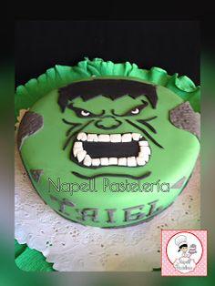Napell Pasteleria: Torta Hulk