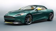 Q by Aston Martin - The Ultimate Bespoke Option