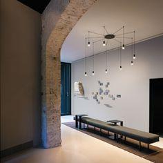 Leuchten, Beleuchtung, Wohnzimmer, Haus, Flurbeleuchtung, Blitz Design,  Innenbeleuchtung, Lampendesign