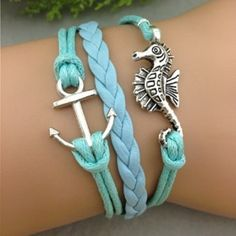 Seahorse Anchor – Florence Scovel