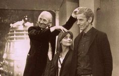 Clara and the doctor and the doctor.