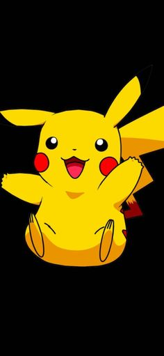 Pikachu Drawing, Pikachu Art, Cute Pikachu, Cute Pokemon, Disney Wallpaper, Cartoon Wallpaper, Cool Wallpaper, Iphone Wallpaper, Pokemon Backgrounds