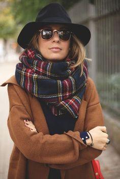 Как красиво завязать шарф: 9 способов с фото | MODA блог